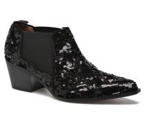 Olé Stiefeletten & Boots in schwarz