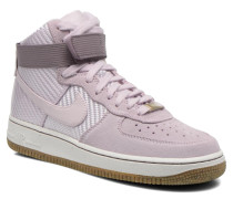 Wmns Air Force 1 Hi Prm Sneaker in lila