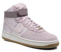 Wmns Air Force 1 Hi Prm Sneaker in lila