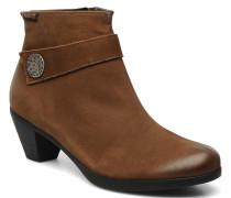 Zazy Stiefeletten & Boots in braun