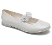 Vega Ballerinas in weiß