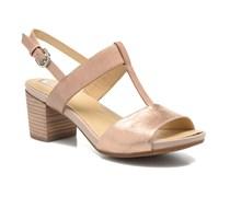D SYMI B D6273B Sandalen in beige