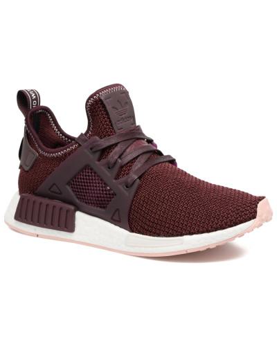 adidas Damen Nmd_Xr1 W Sneaker in weinrot