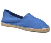 VP Toile Femme Espadrilles in blau