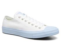 Chuck Taylor All Star II Ox Pastel Midsoles W Sneaker in weiß