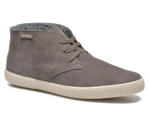 Safari serraje W Sneaker in grau