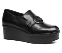 Imane Slipper in schwarz