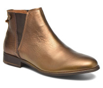 Cherry Stiefeletten & Boots in goldinbronze