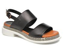 Camas Sandalen in schwarz