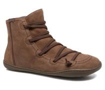 Peu Cami 46104 Stiefeletten & Boots in braun