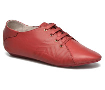Charlyn Schnürschuhe in rot