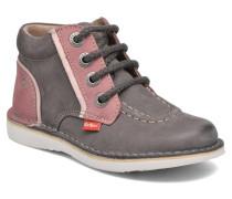 Walla Stiefeletten & Boots in grau