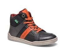 Wincut Sneaker in schwarz