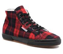 2095 TWEEDBINU Sneaker in rot