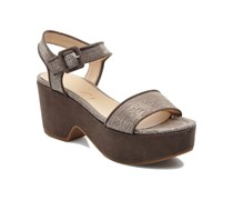 Nefer Sandalen in beige