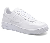 Air Force 1 Ultraforce Lthr Sneaker in weiß