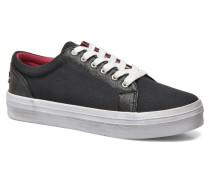 Flex Sneaker in schwarz