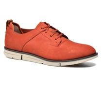 Trigen Walk Schnürschuhe in rot