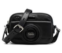 Camera Crossbody Handtaschen für Taschen in schwarz