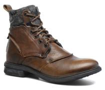 Bono Pop Stiefeletten & Boots in braun