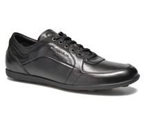 Piazza Sneaker in schwarz
