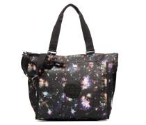 New Shopper L Handtasche in schwarz