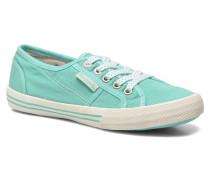 Baker plain Sneaker in grün