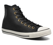 Ctas Hi Antique M Sneaker in schwarz