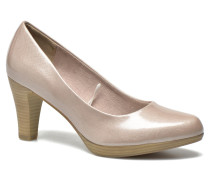 Swan Pumps in beige