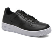 Air Force 1 Ultraforce Lthr Sneaker in schwarz