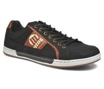 Coat Sneaker in schwarz