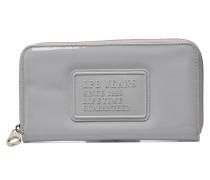 Compagnon Verni Portemonnaies & Clutches für Taschen in grau