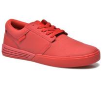 Hammer Sneaker in rot