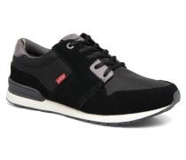 NY Runner II Sneaker in schwarz