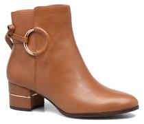 Aiden Calf Stiefeletten & Boots in braun
