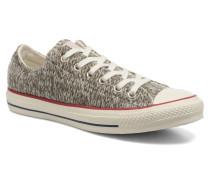 Chuck Taylor All Star Ox Knit W Sneaker in grau