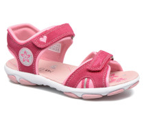 Nancy3 Sandalen in rosa