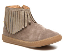 Bouba Fringe Stiefeletten & Boots in beige