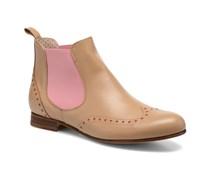 Perla Stiefeletten & Boots in beige