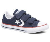 Star Player 3V Ox Sneaker in blau