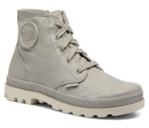 Pampa Hi Zip MTL K Stiefeletten & Boots in grau