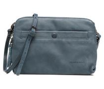 Leslie Porté travers Handtaschen für Taschen in blau