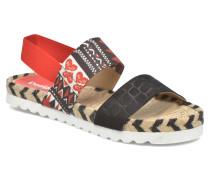 SHOES_BIO FORMENTERA 3 Sandalen in schwarz