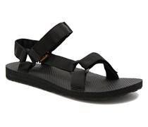 Original universal Sandalen in schwarz