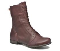 Denk 87023 Stiefeletten & Boots in weinrot