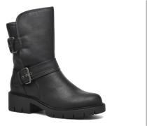Glenn LC Stiefel in schwarz