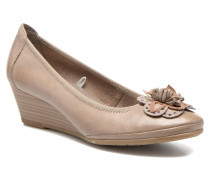 Nikuta Pumps in beige