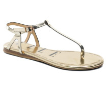 Marly Sandalen in goldinbronze