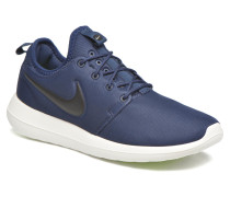 Roshe Two Sneaker in blau