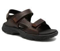 Crawley Sandal Sandalen in braun